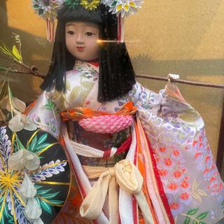 【ネット決済】日本人形