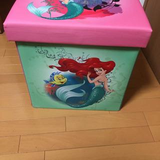玩具箱ディズニープリンセス アリエル  - 名古屋市