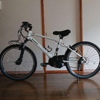 電動自転車パナソニックハリヤー2019年モデル中古