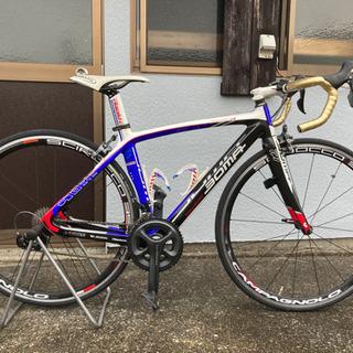 【ネット決済・配送可】ロードバイク フルカーボン