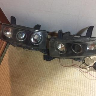 NCP30 bB プロジェクターヘッドライト  LEDテールランプ