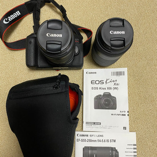 Canon kiss X8iの画像