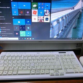 NEC  デスクトップパソコン Core i5 430M 2....