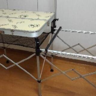コールマン ツーバーナー ガステーブル
