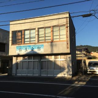 柳井駅前に新しく葬儀会館オープン