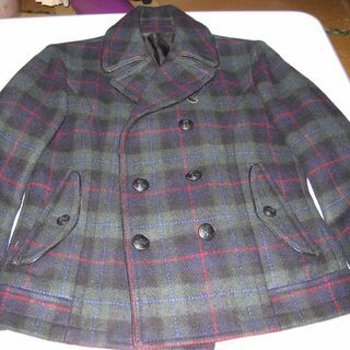 HIROMITI NAKANOのチェックのハーフコート
