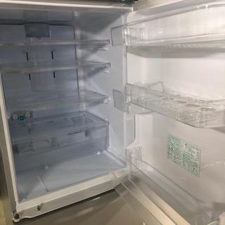 中古 SHARP 冷蔵庫 350L 2017年製 - 沖縄市