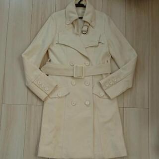 【新品】コート オフホワイト