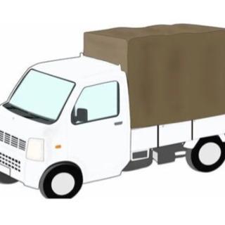 大型、小型荷物、単身の引越しなど何でも運びます!