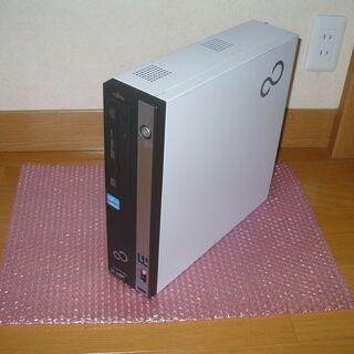 ⑪安心の富士通製 Core i3 2120搭載 Windows ...