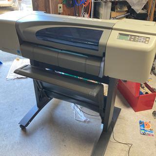 大型プリンター HP Designjet500Plus