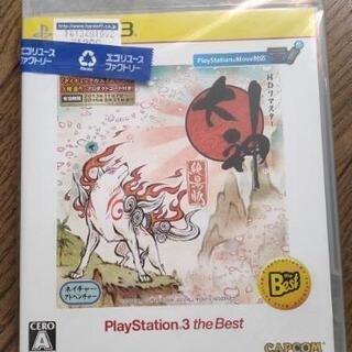中古未開封 PS3 大神 絶景版