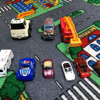 車のおもちゃ ミニカー