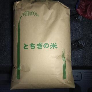 令和2年栃木県産あさひの夢玄米30キロ