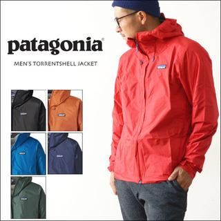 Patagonia マウンテンパーカー