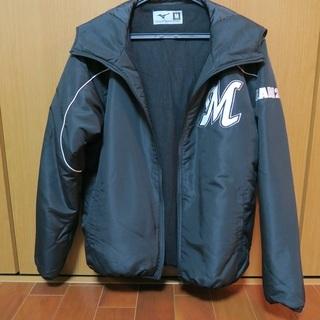 フード付きジャンパー 黒 Mサイズ