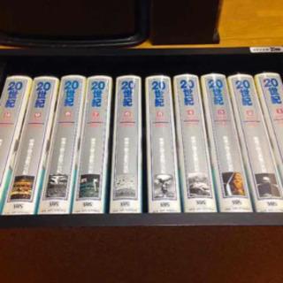 ビデオセット 4シリーズ 全38巻 - 本/CD/DVD