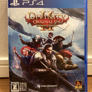 【PS4】ディヴィニティ オリジナル・シン Divinity O...
