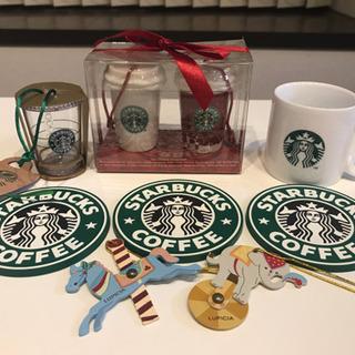 【Starbucks Coffee】未使用オーナメント エ…