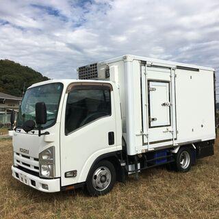 H24 いすゞ エルフ 1.9t 冷蔵冷凍車 低温設定-30度 ...