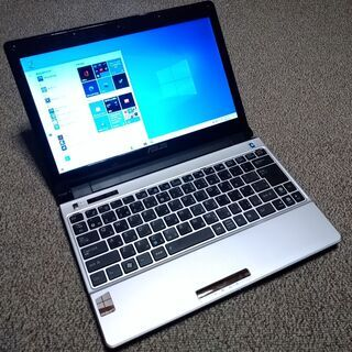 SSD搭載ノートPC(asus ul20a)
