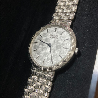 【取引相手が決まりました】【ベントレー】腕時計
