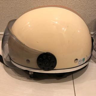 ジェットヘルメット、ハーフメット 傷あり − 東京都