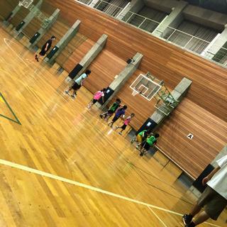 バスケットボールのスキル教室です