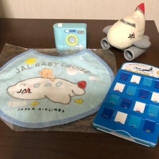 《非売品》JAL  ANA ノベルティ飛行機グッズおもちゃ
