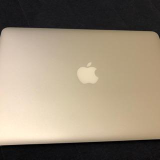 【ネット決済・配送可】【超美品】MacBook Air 13-i...