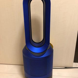 ダイソンピュア ホット+クール 空気清浄機機能付きの画像
