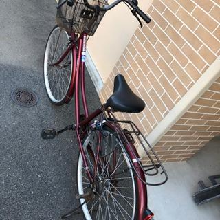 軽快車 自転車の画像