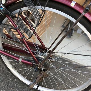 軽快車 自転車 − 福岡県