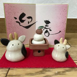 【陶芸体験】可愛い干支の親子をつくる 宮城・仙台・出張教室