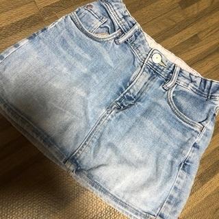 予定者様決定☆H&Mデニムスカート☆120cm