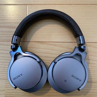 SONY Bluetooth ワイヤレスヘッドホン MDR…