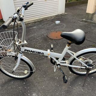【引渡先決定済み】折り畳み自転車