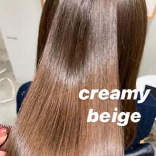 本日19:00より髪質改善カラーモデル募集✨✨