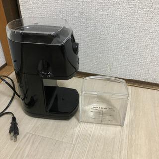 電動コーヒーミル メリタ - 大阪市