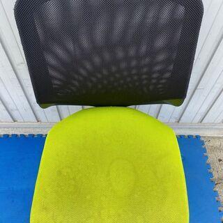 デスクチェア オフィスチェア 椅子 事務用品 昇降 キャスター付...