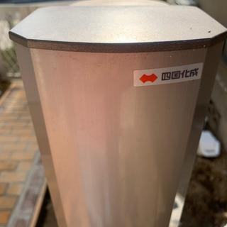 機能門柱 防雨照明付き ポスト、インターホン取付可能 - 売ります・あげます