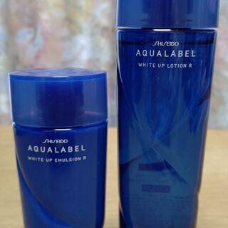 アクアレーベル 化粧水 乳液セット