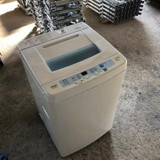 訳あり洗濯機 AQUA アクア 洗濯機 AQW-S60C 201...