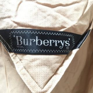 【取引中】Burberrys 掛け布団(ダウン95%で暖かい!)