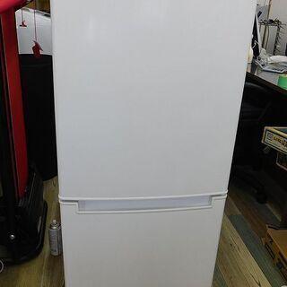 美品 NITORI ニトリ 106L  2ドア冷蔵庫 グラ…