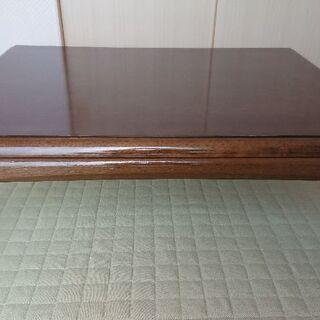 家具調こたつ 美品 ブラウン