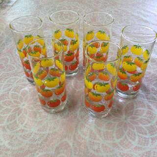 トマトグラスの画像