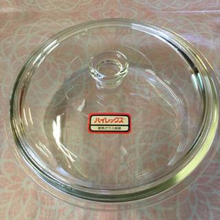パイレックス透明鍋の画像