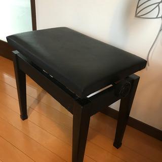 ⭐️決定!ピアノの椅子