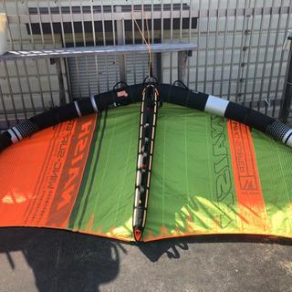 美品! NAISH wingサーフィン用 wing 4.2